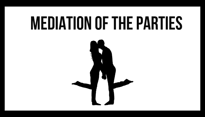 Mediation Of The Parties